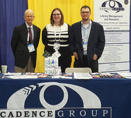 Cadence Group Booth